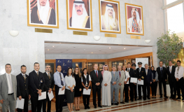 Gulf Air's High Flyer Award Scheme Honors Top Employees