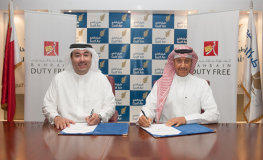 Bahrain Duty Free Flying High as Gulf Air Inflight Partnership Takes Off