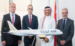 British Ambassador to Bahrain Visits Gulf Air Headquarters