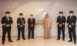 Four Bahraini Pilots Promoted to Captains in Gulf Air