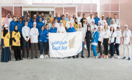 Gulf Air Celebrates Bahrain Sports Day