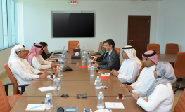 Gulf Air Chairman and Deputy CEO Receive the Secretary General and Members of The General Federation of Bahrain Trade Unions