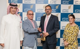Gulf Air Collaborates with Bahrain Cancer Society