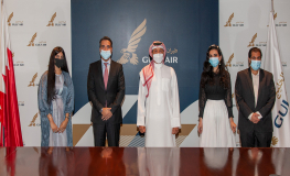 Gulf Air Holds Induction Programme for University Students