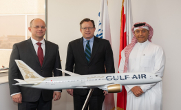 Gulf Air Management Meet With US Ambassador to Bahrain