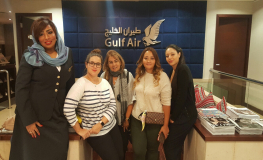 Gulf Air Marks 50th Anniversary of Bahrain-Paris Route