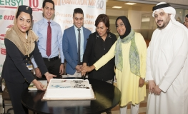 Gulf Air Marks World Health Day 2016