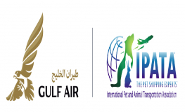 Gulf Air Collaborates with International Pet and Animal Transportation Association to Expand Pet and Animal Cargo Services
