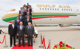Gulf Air prepares for its 70th Anniversary receiving its seventh 787-9