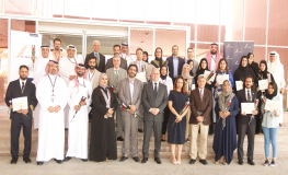 Gulf Air Celebrates International Labour Day and Awards Distinguished Staff