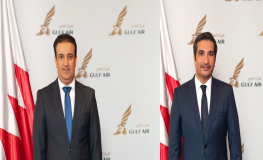 Gulf Air Appoints Two Bahrainis in Executive Roles