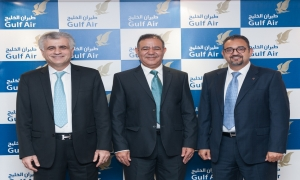 Gulf Air Selects Alfa Express Company for Airline's Waste Management and Recycling Drive.