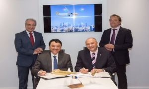 GULF AIR AWARDS ROLLS-ROYCE $900M CONTRACT FOR TRENT 1000 ENGINES