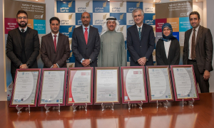 Gulf Air Awarded 7 Information Technology ISO Certifications