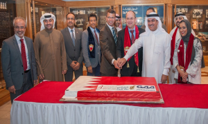 Gulf Air Bahrain Airport Company and Gulf Aviation Academy Celebrate Bahrain