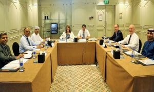 Gulf Air Chairs AACO Emergency Response Planning Meeting in Musc
