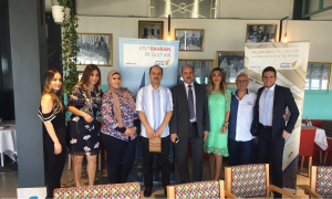 Gulf Air Hosts Top Travel Partners in Lebanon