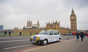 Gulf Air London Cabs