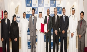 Gulf Air Obtains ISO Certifications