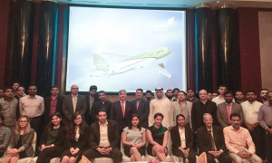 Gulf Air Recognizes Top Corporate Clients in Dubai