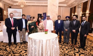 Gulf Air Reinforces Long-term Relationship with India