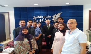 Gulf Air Showcases Istanbul to Muscat-Based Travel Agents