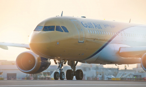 Gulf Air aircraft
