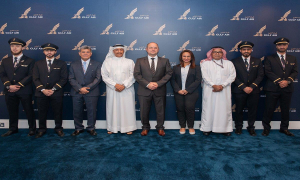New Gulf Air Pilots Graduate to Fly
